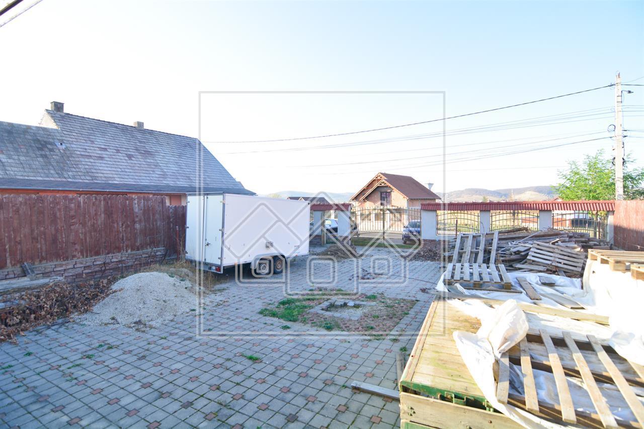 Casa de vanzare in Sibiu - Cristian - 12 Camere - Ideal Pensiune