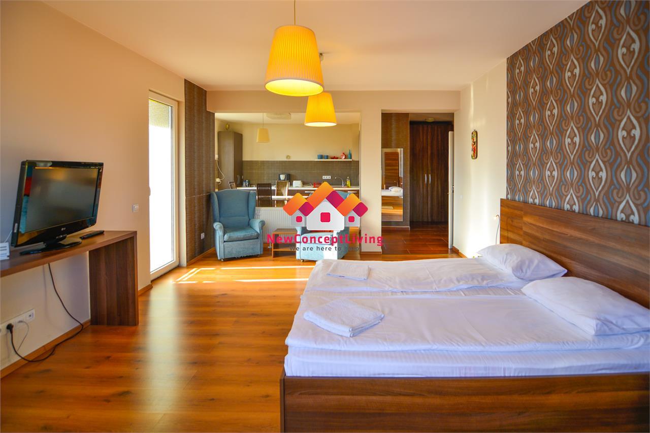 Apartament de vanzare in Sibiu - Piata Cluj - vila cu Garaj si Pivnita