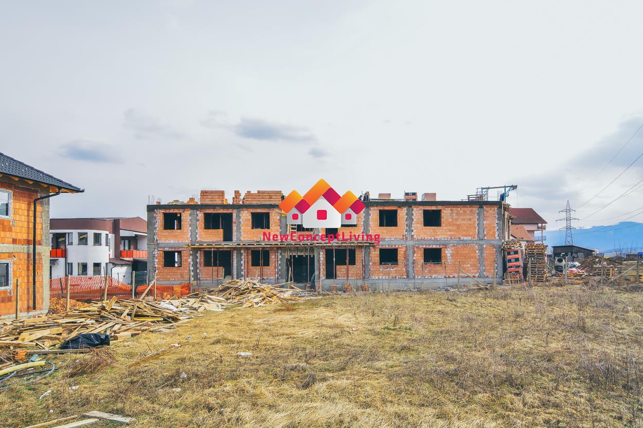 Apartament de vanzare in Sibiu - 3 camere - 94 mp gradina proprie