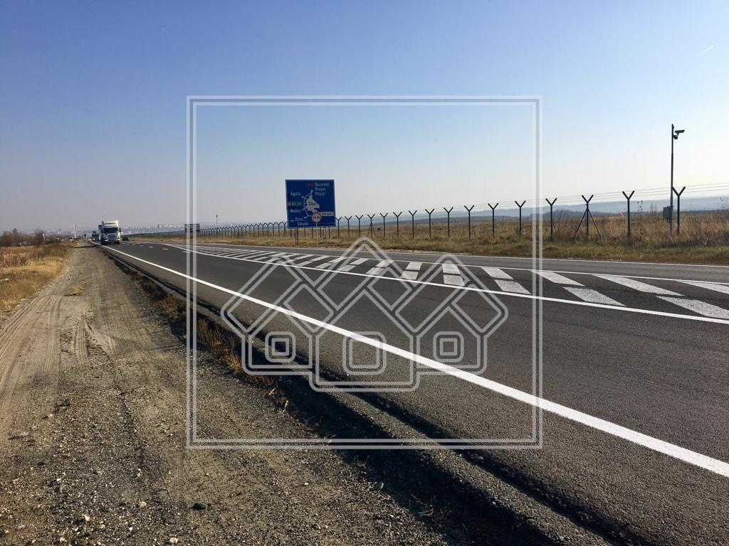 Land for sale in Sibiu - 14,800 sqm