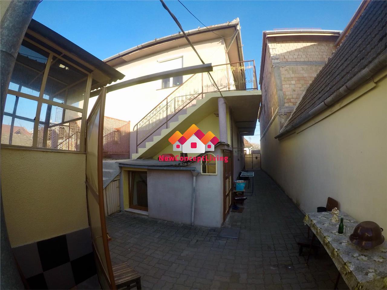 Casa de vanzare in Sibiu - de tip Duplex - predare la cheie