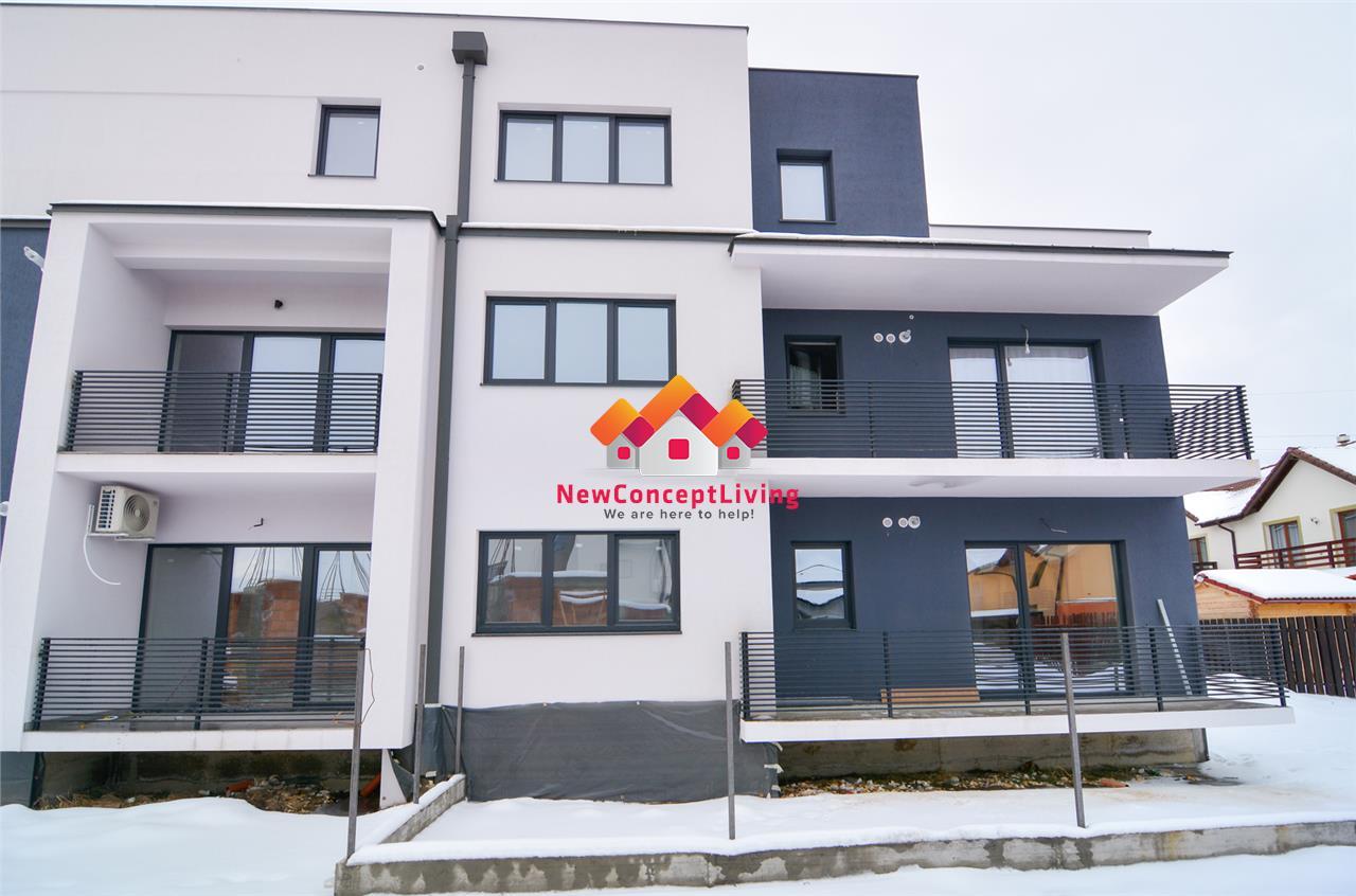 Apartament de vanzare in Sibiu - 2 camere - vila cocheta