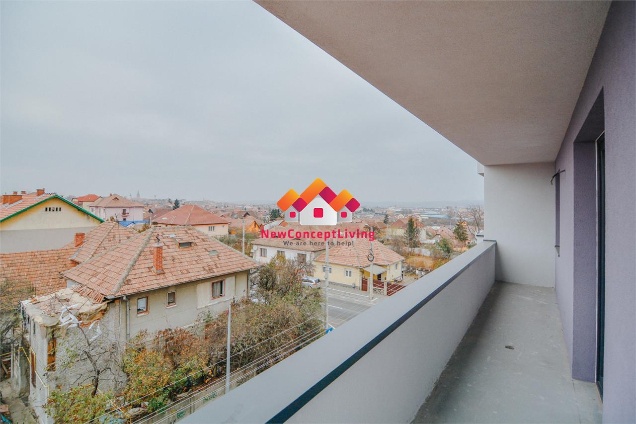 Apartament de inchiriat in Sibiu - Zona Lux - Bloc cu lift si parcari