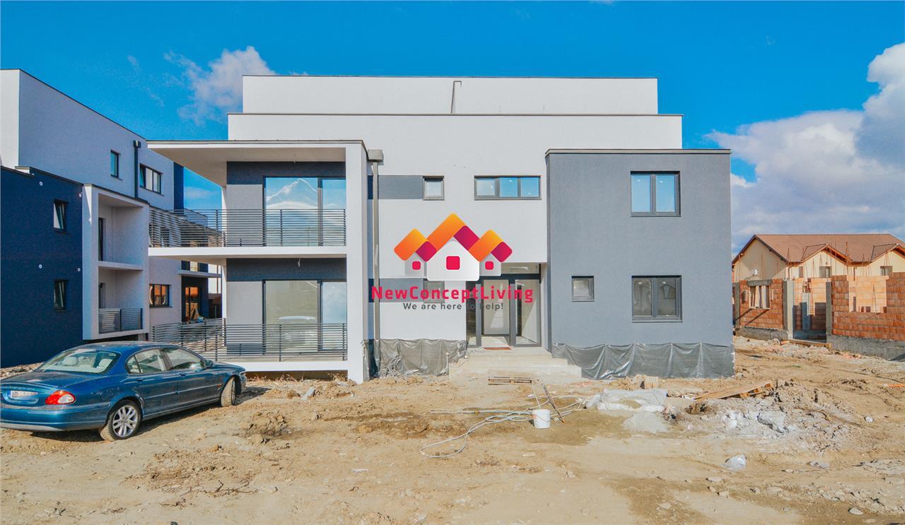 Apartament de vanzare in Sibiu - 2 camere - predare LA ALB