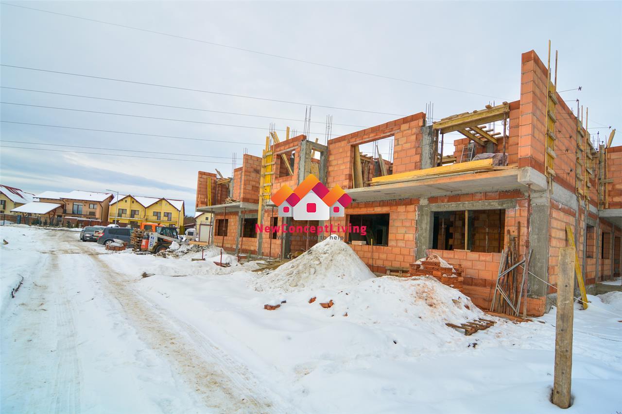 Apartament de vanzare in Sibiu - terasa generoasa de 60 mp