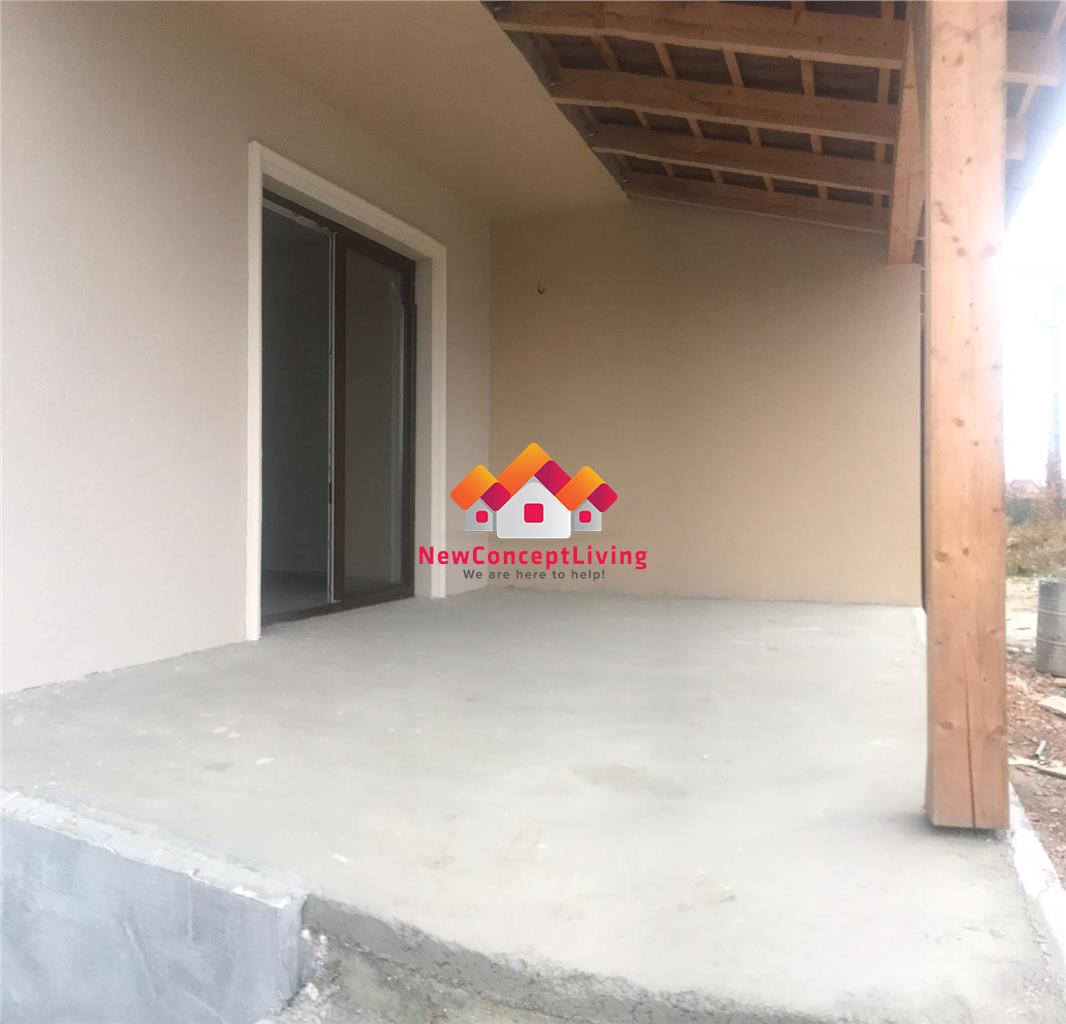 Casa de vanzare in Sibiu - Sura Mica - Tip Duplex - 5 Camere + Gradina