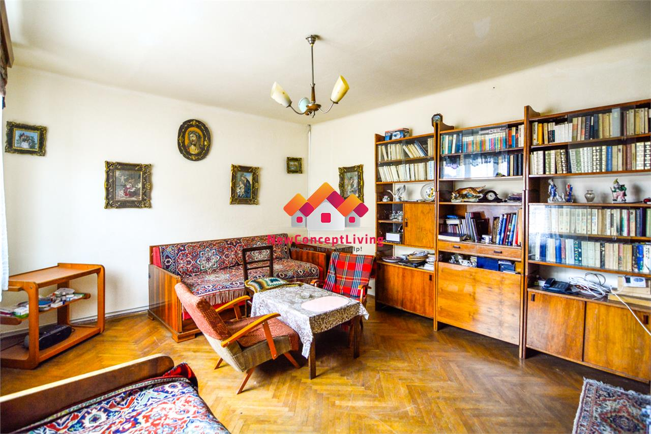 Casa de Vanzare in Sibiu - Zona Parcul Sub Arini + Gradina si Pod