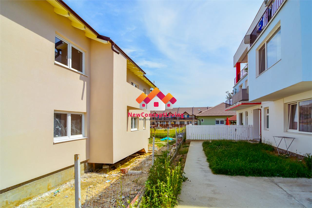 Apartament de vanzare in Sibiu - etaj intermediar - vila cocheta