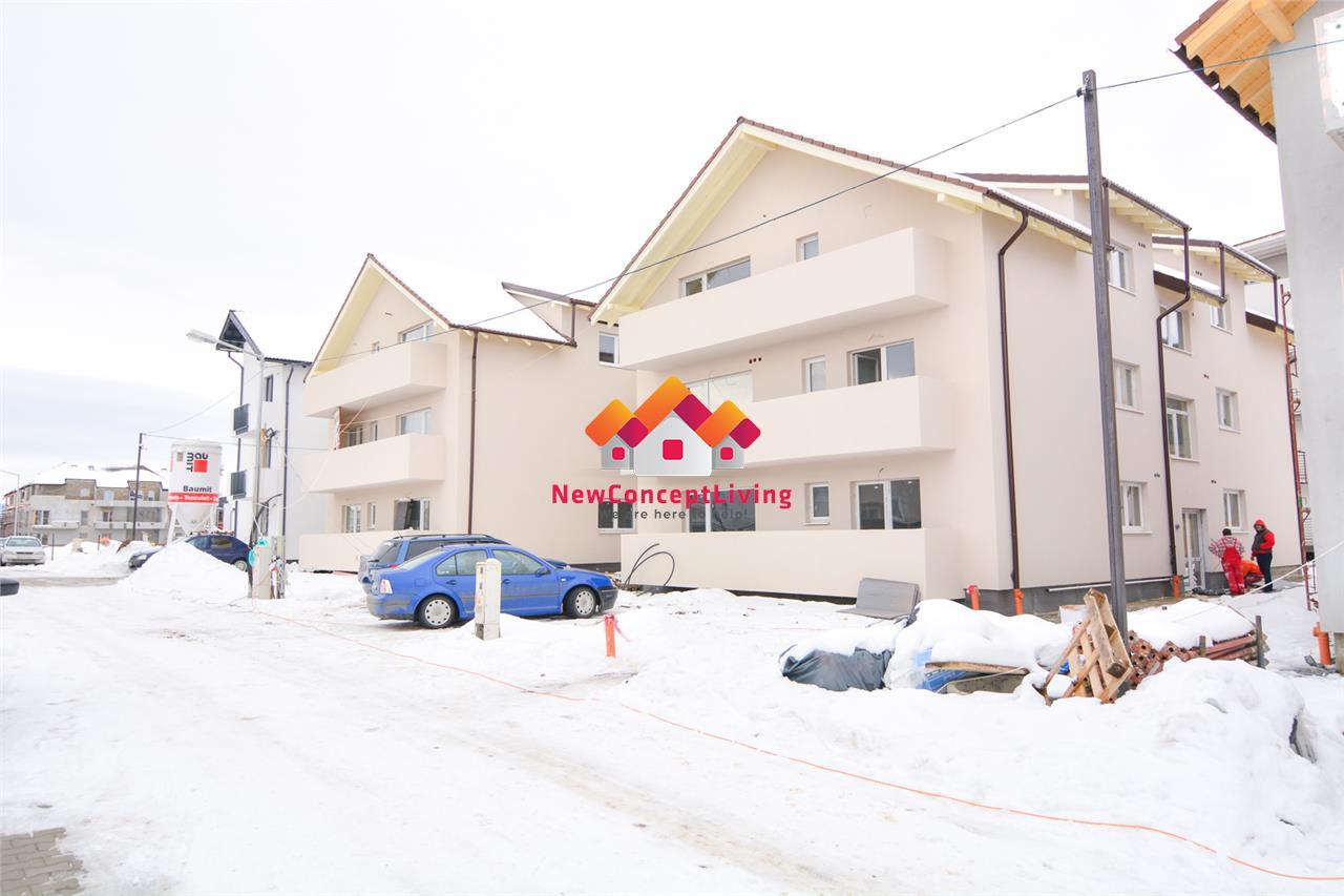 Garsoniera de vanzare in Sibiu - decomandata - vedere mixta