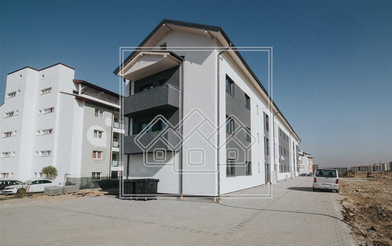 Apartment for sale in Sibiu - 2 rooms - intermediate floor