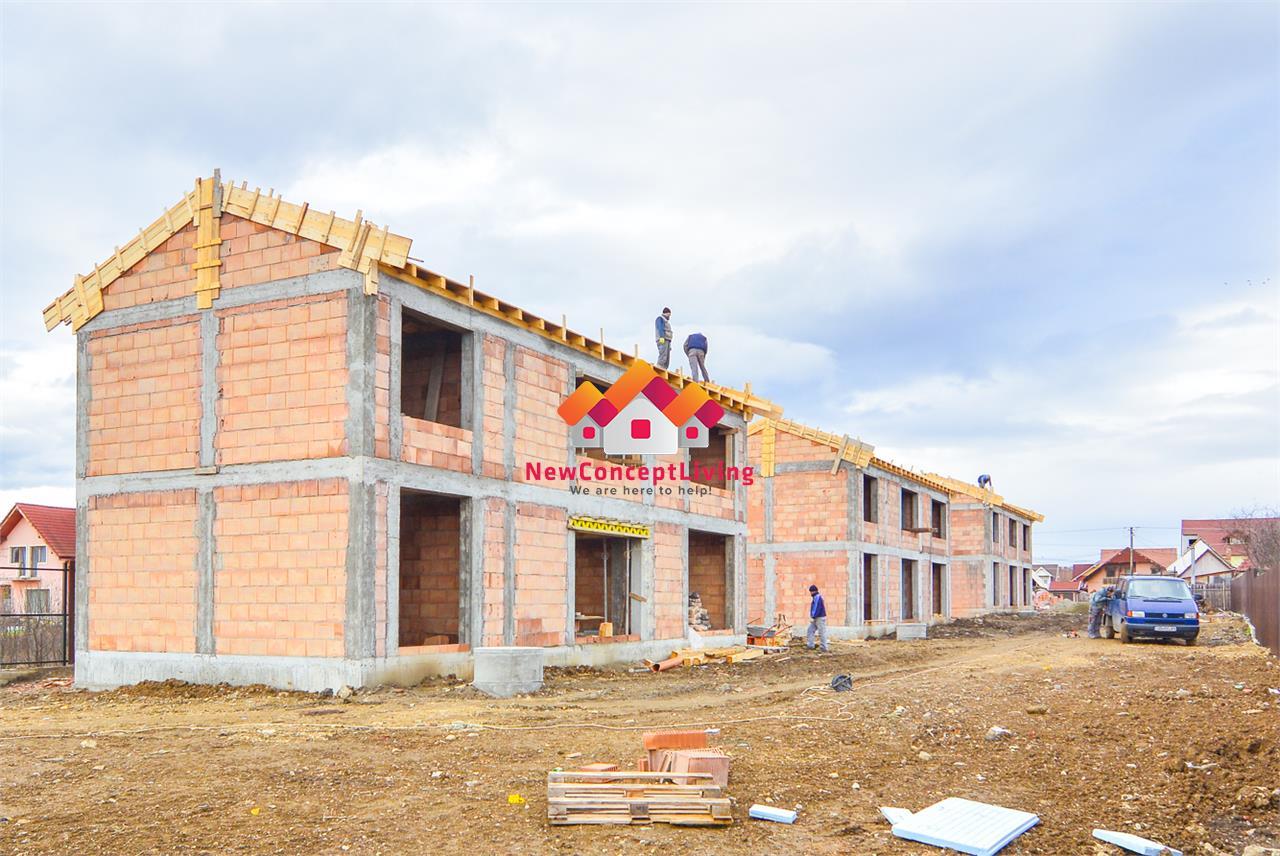 Casa de vanzare in Sibiu - Zăvoi - pret promotional