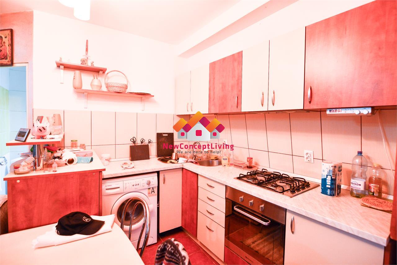 Apartament cu 3 camere de vanzare in Sibiu- Valea Aurie