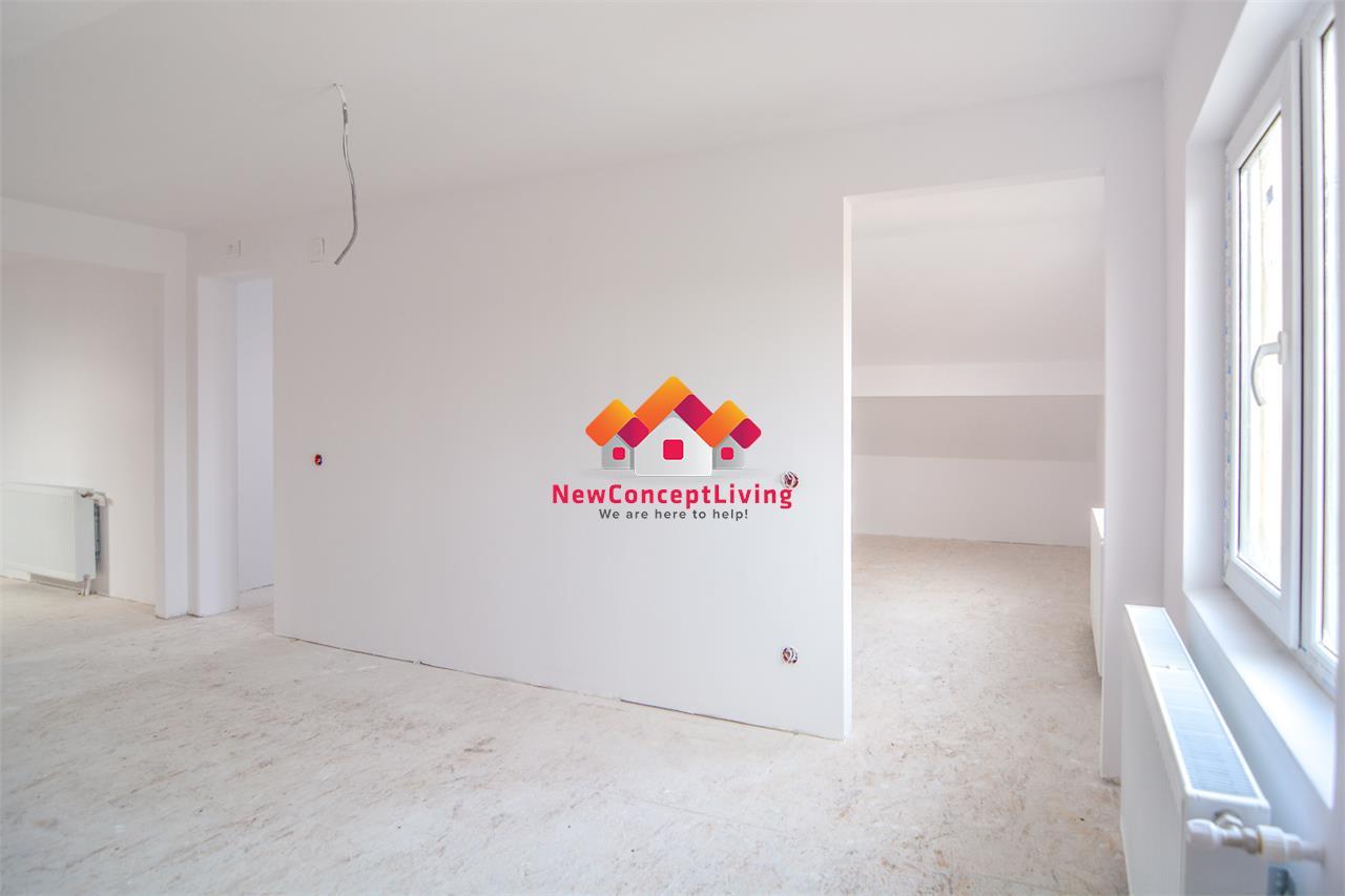 Apartament de vanzare in Sibiu - 5 Camere - La Cheie - Strand