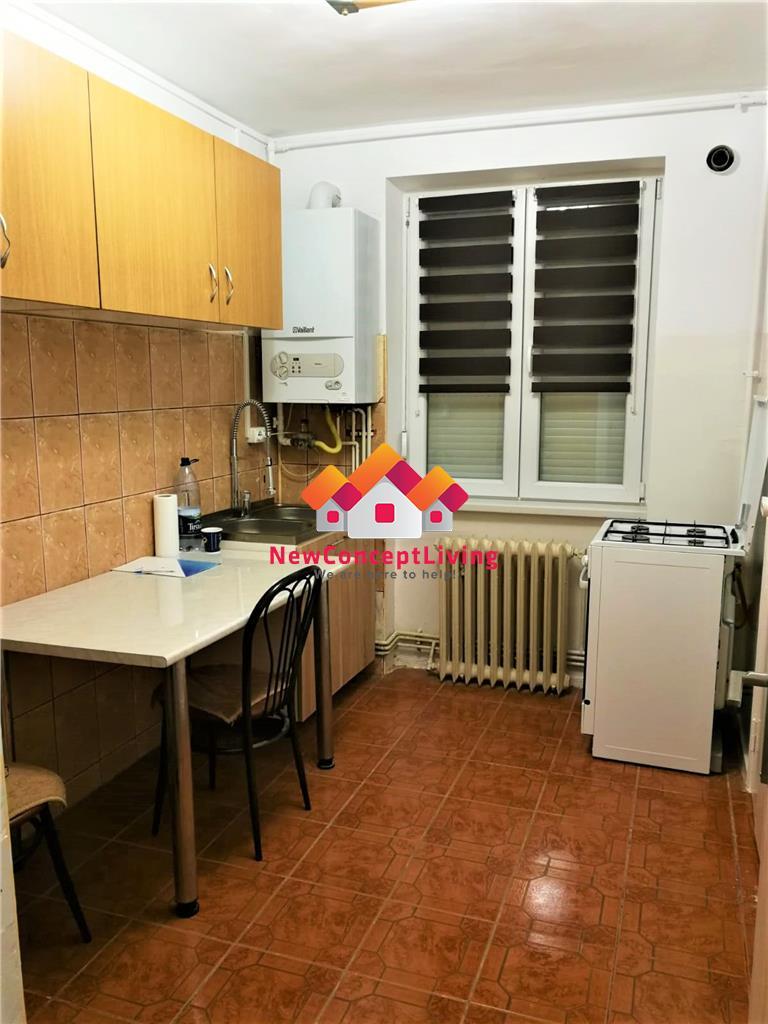 Apartament de inchiriat in Sibiu - 3 camere - zona Rahovei