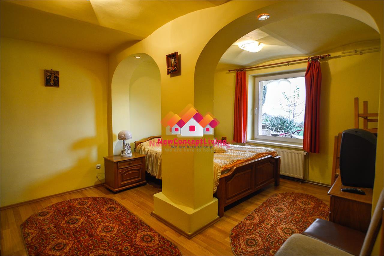 Casa de vanzare in Sibiu  + Pensiune Cocheta