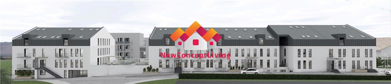 Apartament de vanzare in Sibiu - 4 camere - 116 mp utili,cu 2 balcoane