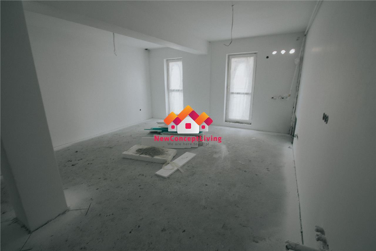 Apartament de vanzare in Sibiu - 2 camere - Balcon - 49 mp utili