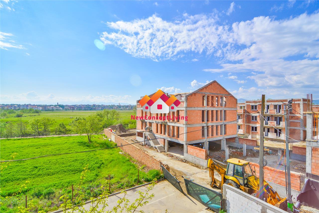 Apartament de vanzare in Sibiu - 4 camere - 98,15 mp+ 2 balcoane