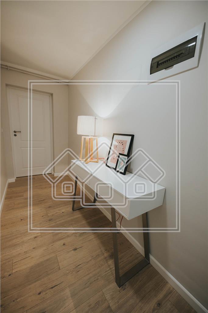 Apartament de vanzare in Sibiu - 2 camere+bucatarie - la cheie