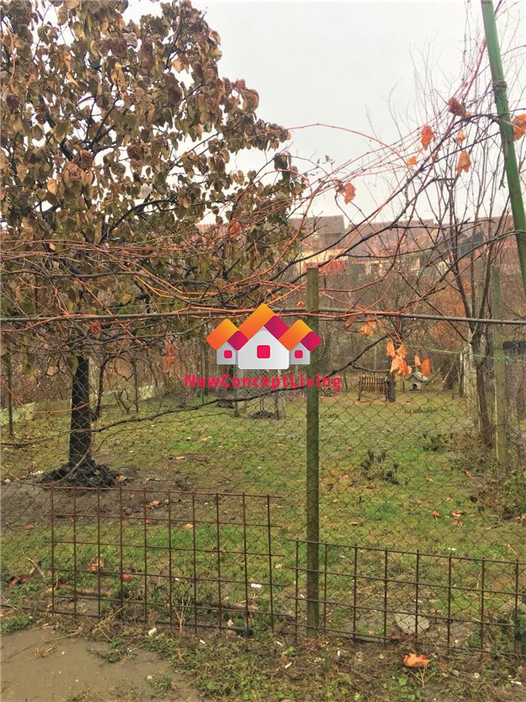Apartament de vanzare in Sibiu - Cisnadie - teren 485 mp