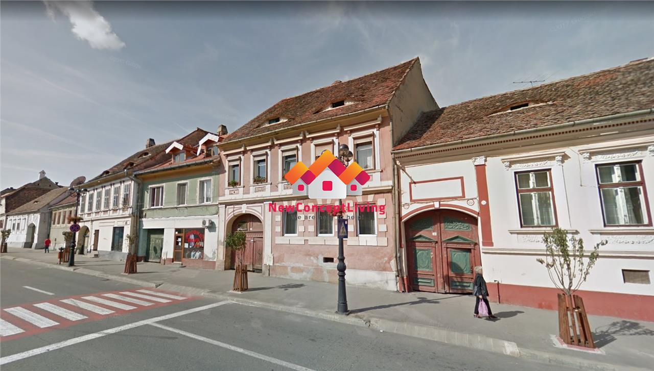 Garsoniera de vanzare in Sibiu - Cisnadie - zona ULTRACENTRALA