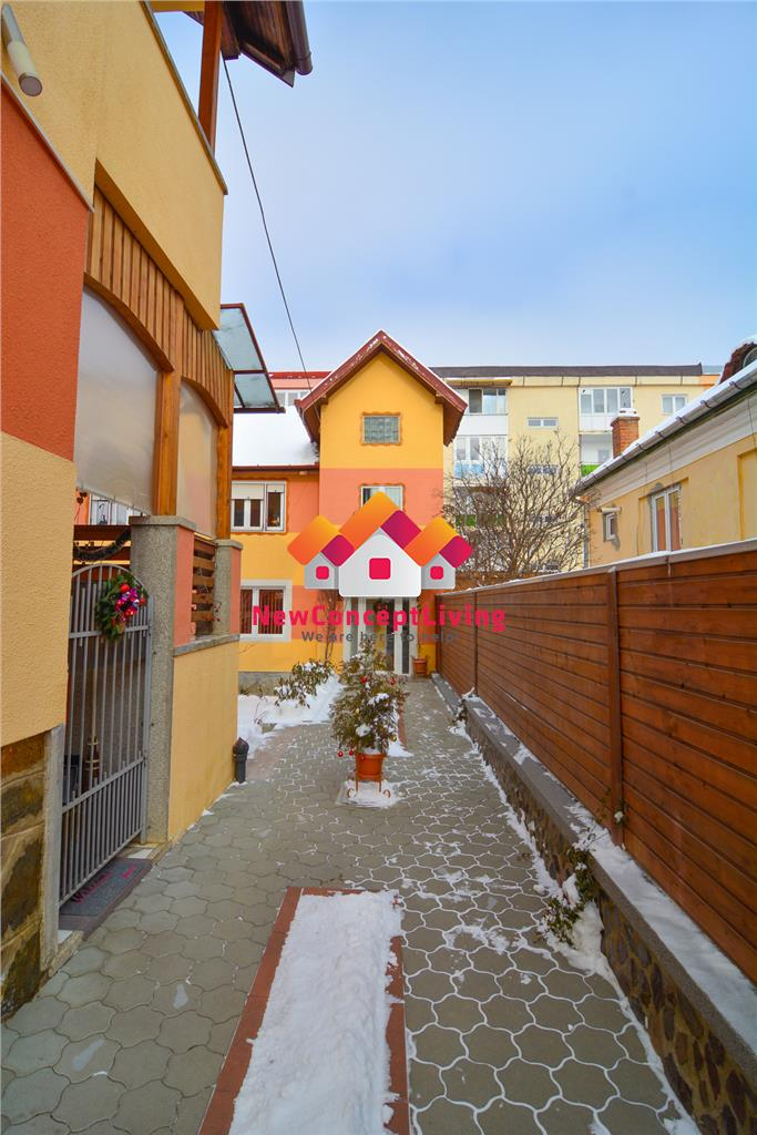 Spatiu comercial de inchiriat in Zona Premium - Calea Dumbravii