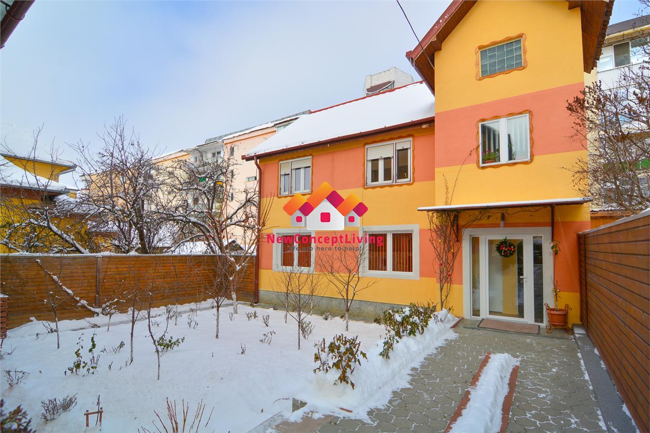 Casa de vanzare in Sibiu zona Premium - Calea Dumbravii/ Finante