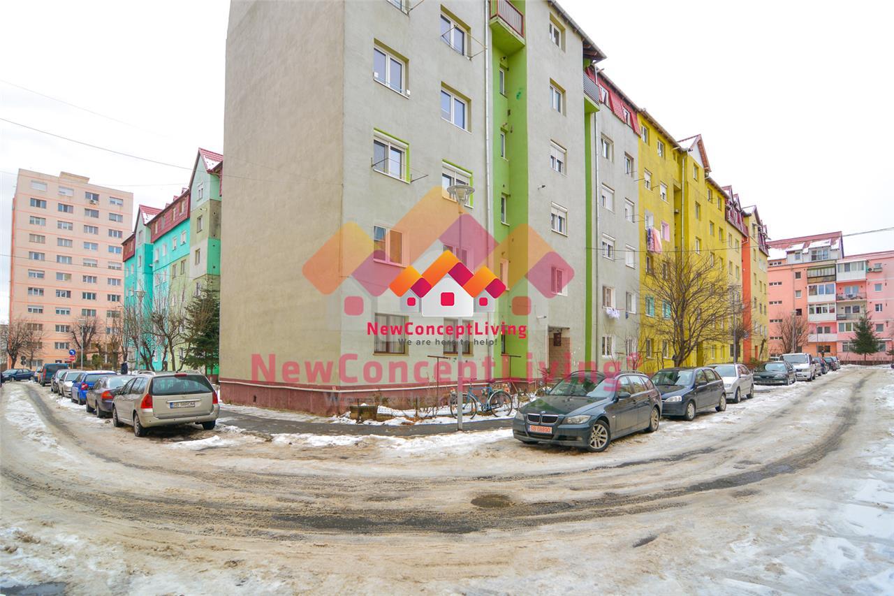Apartament de vanzare in Sibiu 2 camere - Vasile Aaron