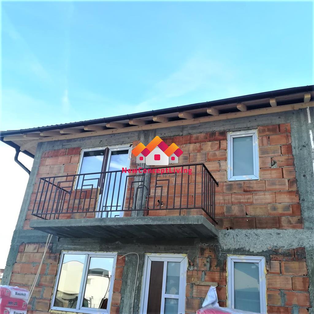 Casa de vanzare in Sibiu - INTABULATA - 4 camere si bucatarie separata