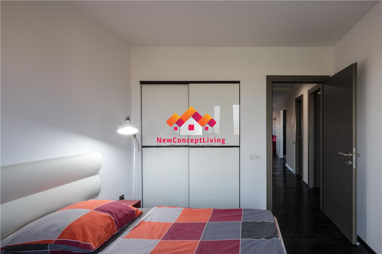 Apartament de vanzare in Sibiu cu 4 camere- Mobilat si utilat