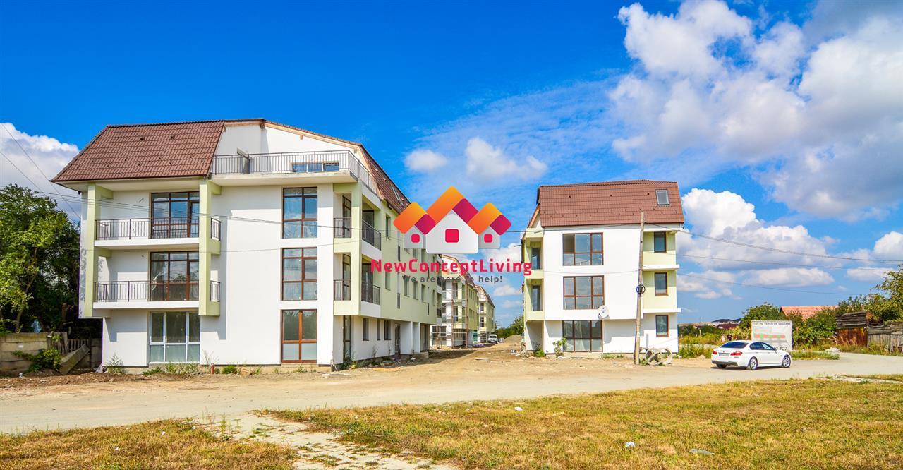 Apartament de vanzare in Sibiu - 2 camere - decomandat