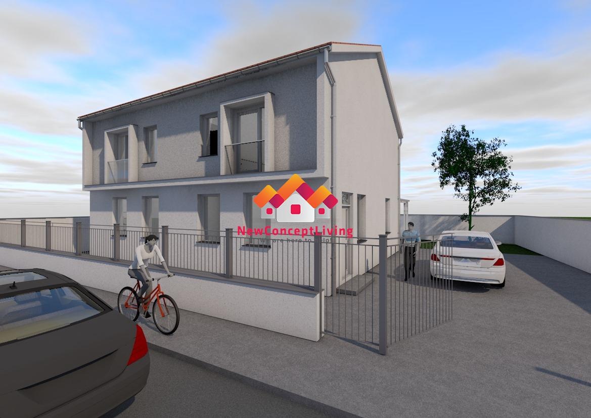 Casa de vanzare in Sibiu - 2 unitati locative- zona Tractorului