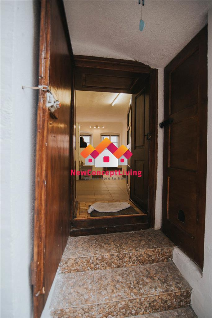Apartament de inchiriat in Sibiu - 2 camere - Central - la casa
