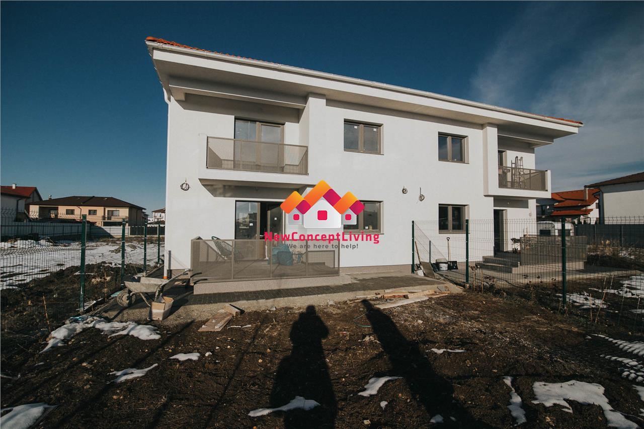Casa de vanzare in Sibiu - tip Duplex  - finisat la cheie - Selimbar