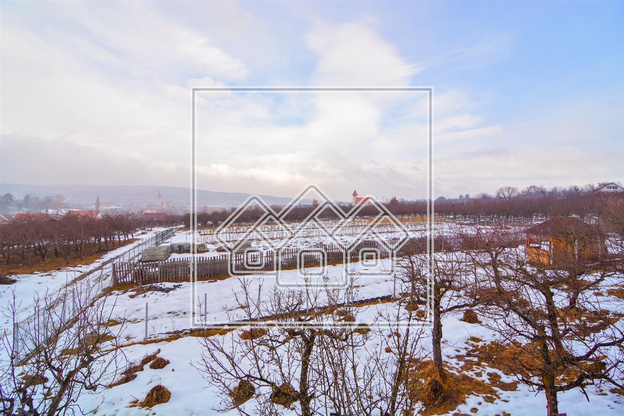 Teren de vanzare in Sibiu - Cisnadie - Intravilan - 1250 mp