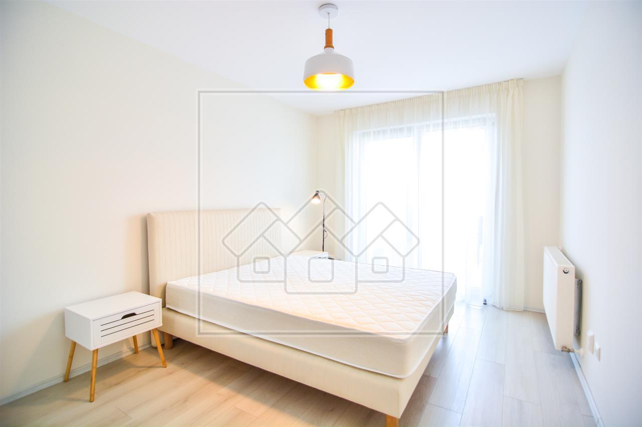 Apartament de inchiriat in Sibiu - tip penthouse - mobilat si utilat