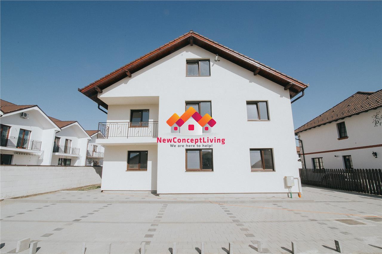 Apartament de vanzare in Sibiu - Etaj 1 + Balcon si Loc de parcare
