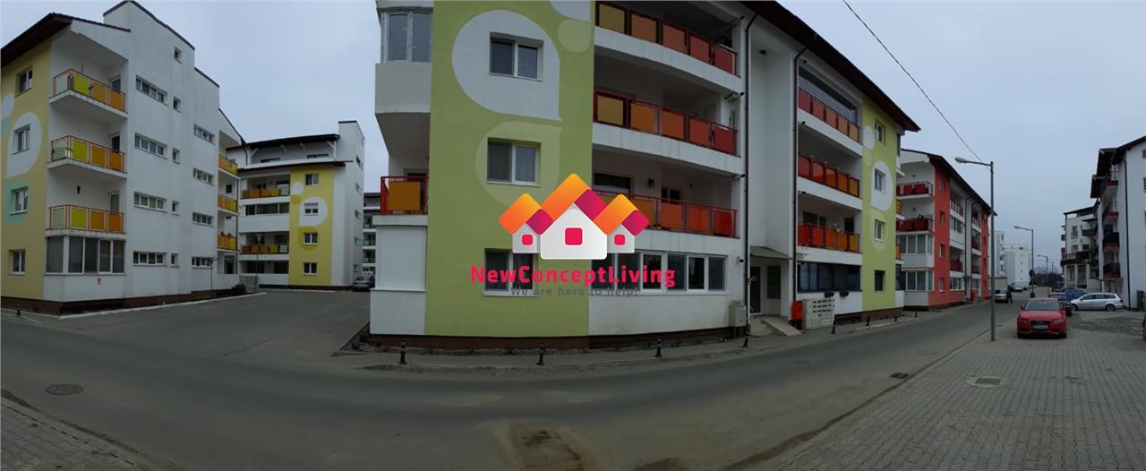 Apartament de vanzare in Sibiu-3 camere-finisat la cheie