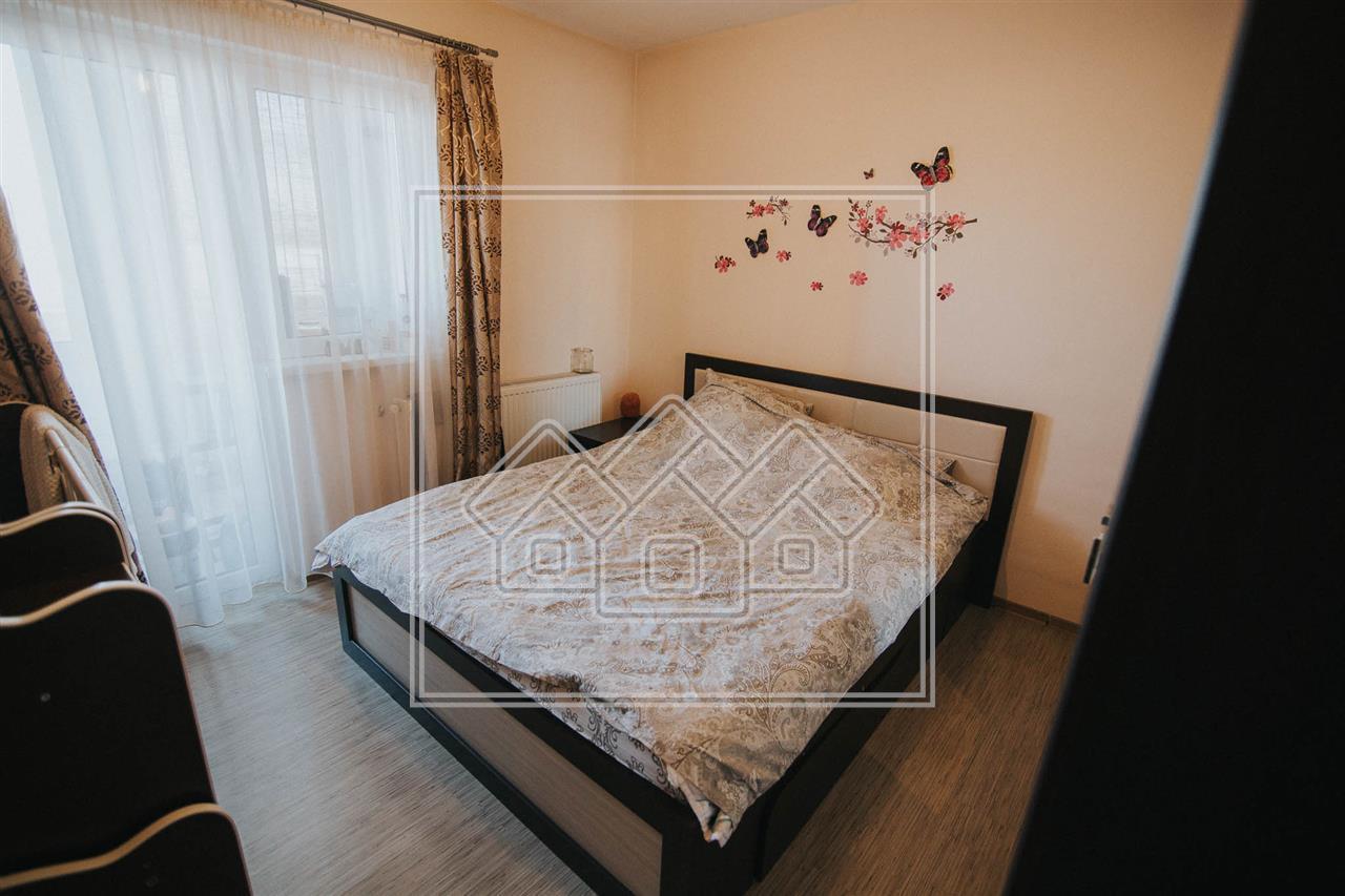 Apartament de vanzare in Sibiu cu 3 camere- Mobilat si utilat