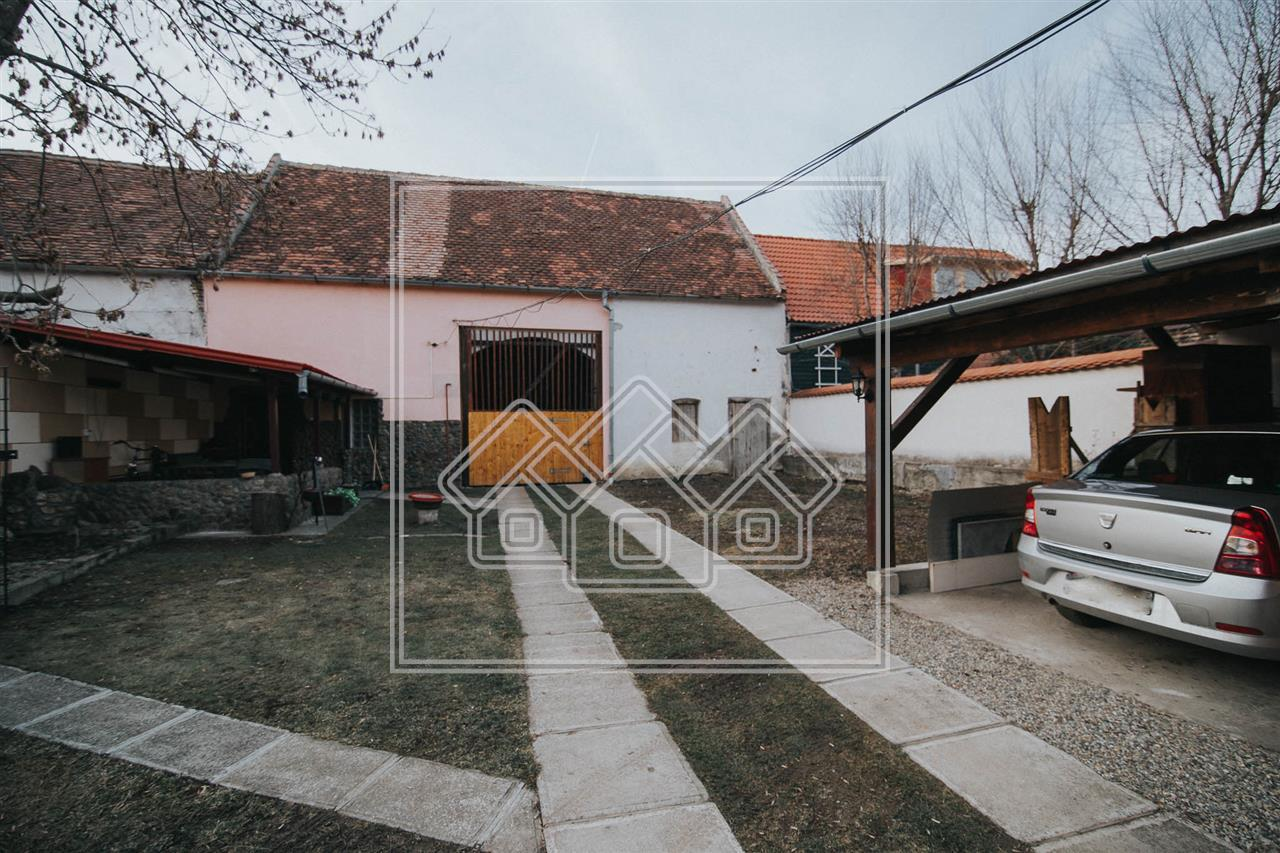 Apartament de vanzare in Sibiu - la casa - Cisnadie