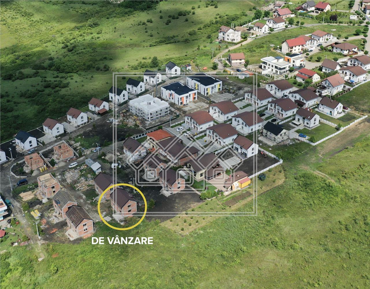Casa de vanzare in Sibiu - proprietate individuala -