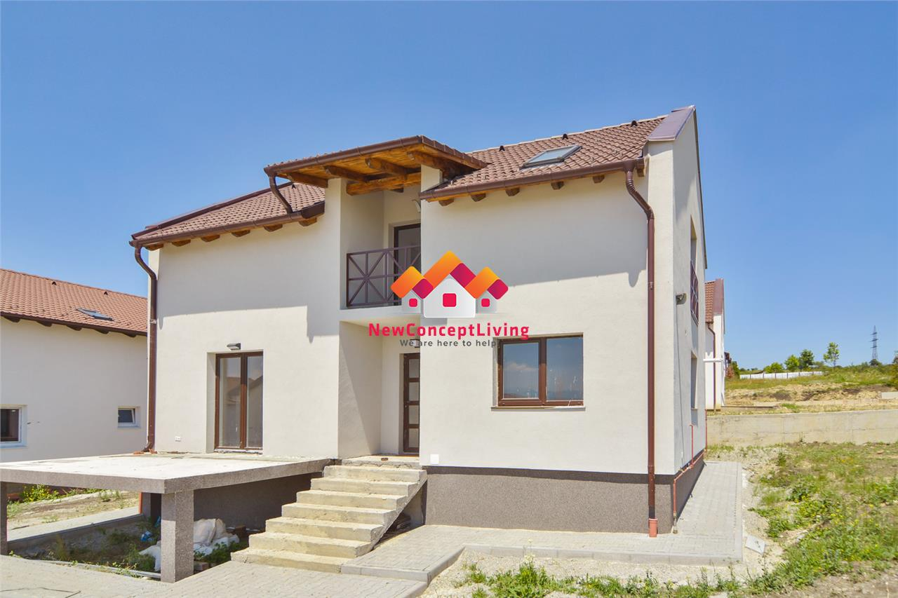 Casa de vanzare in Sibiu - proprietate individuala - teren de 392 mp