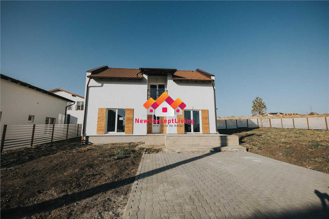House for sale in Sibiu - detached - 392 sqm land