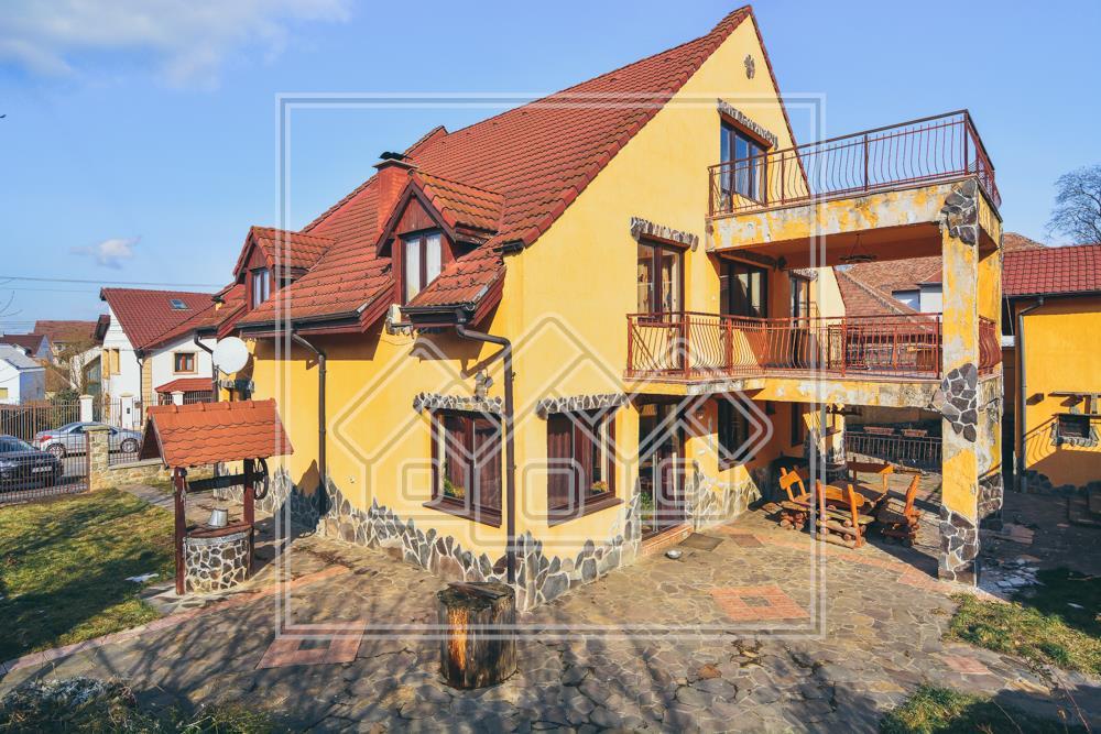 Casa de inchiriat in Sibiu - pretabil birouri / spatiu comercial