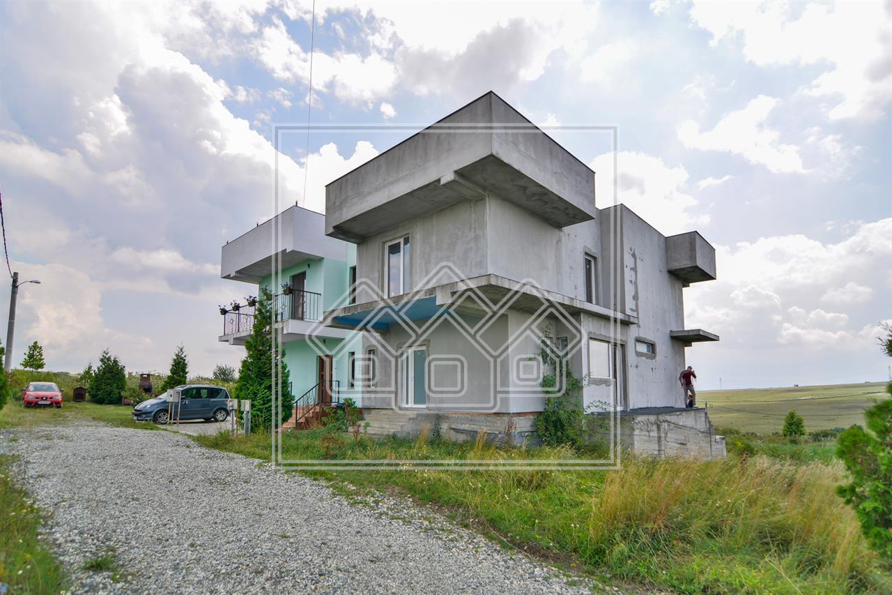 Duplex de vanzare in Sibiu- Locatie deosebita