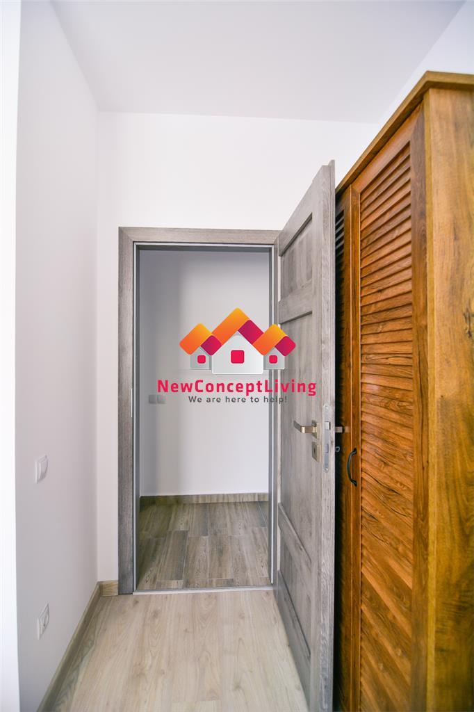 Apartament de vanzare in Sibiu - mobilat si utilat - cartier Alma