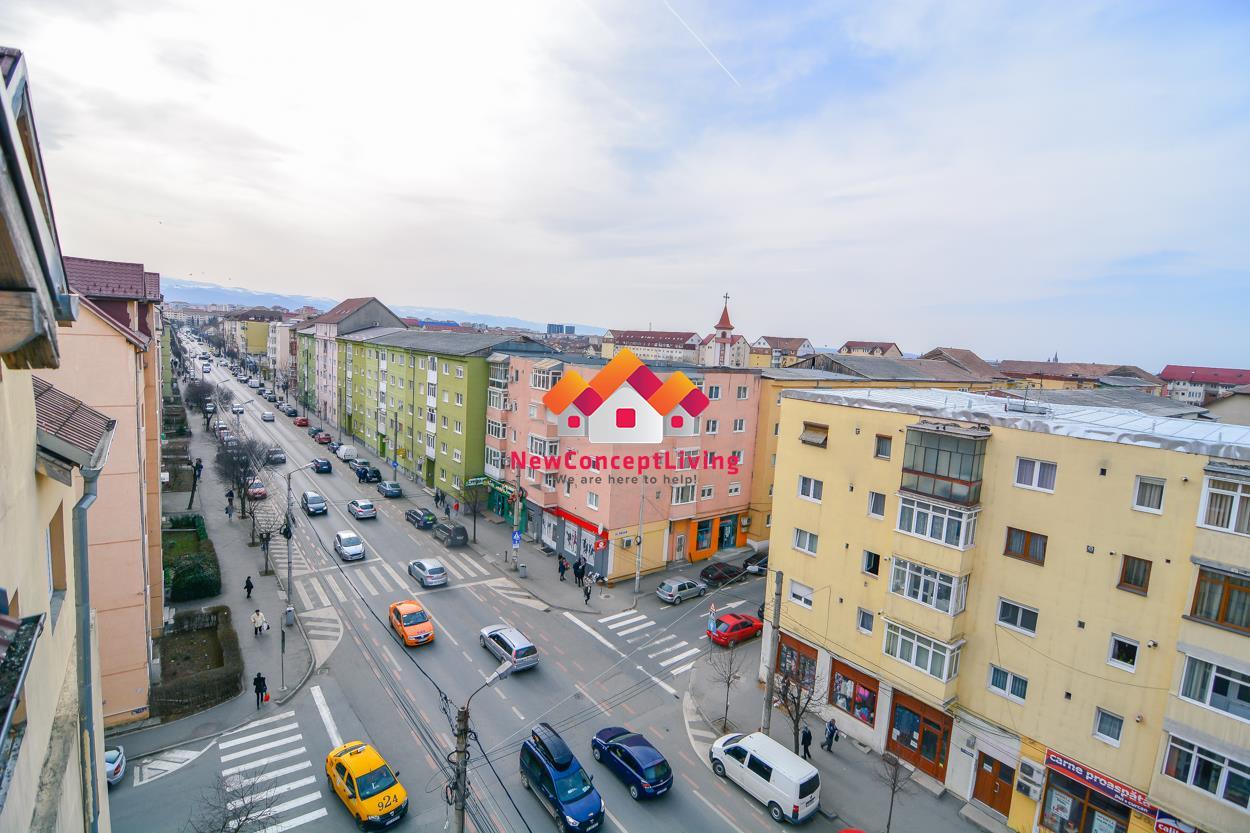 Apartament de vanzare in Sibiu- Vasile Aaron