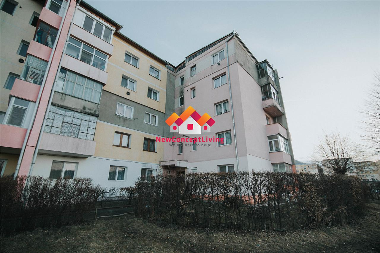 Apartament de vanzare in Sibiu - 2 camere - Cisnadie