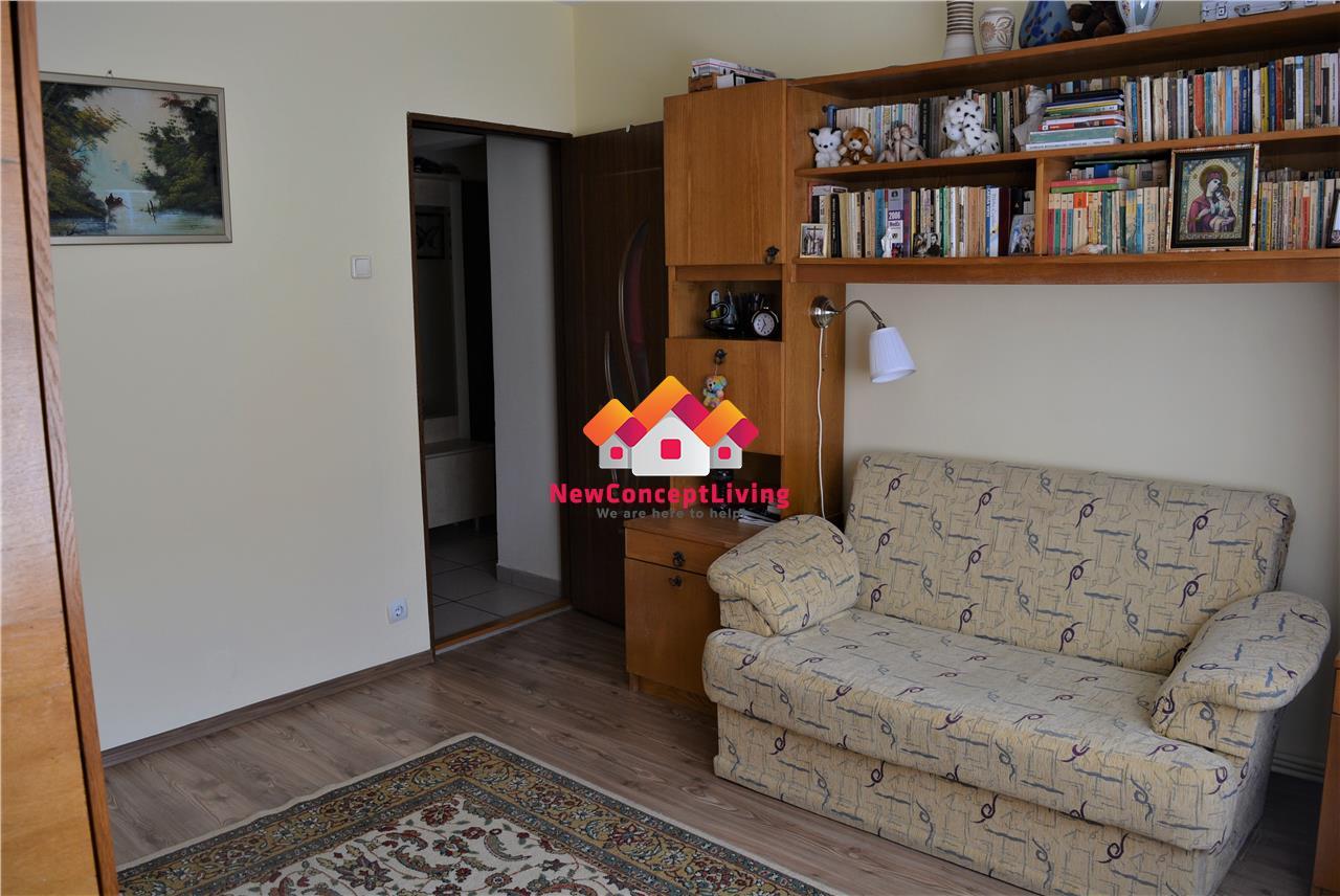 Apartament de vanzare in Sibiu - Decomandat - Siretului/Dumbravii