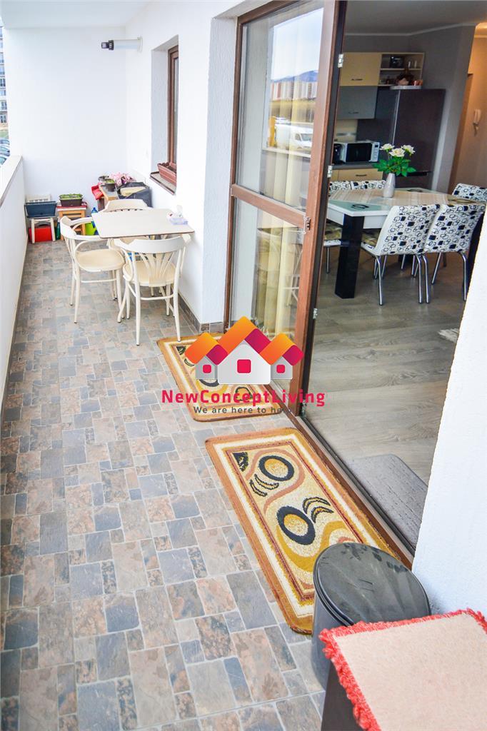 Apartament de vanzare in Sibiu - etaj intermediar -Dna Stanca